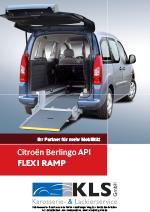 Prospekt Flexi Ramp Citroen Berlingo